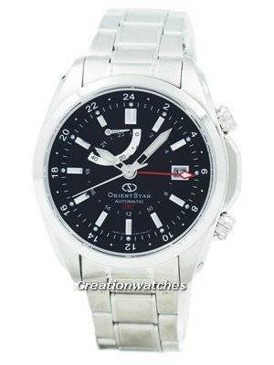 Refurbished Orient Star Automatic GMT SDJ00001B0 SDJ00001B Men's Watch