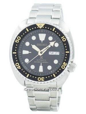 Refurbished Seiko Prospex Turtle Automatic Diver's 200M SRP775 SRP775J1 SRP775J Men's Watch