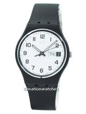 Refurbished Swatch Originals Once Again Swiss Quartz GB743 Unisex Watch
