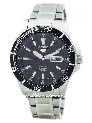 Refurbished Seiko 5 Sports Automatic 24 Jewels 100M SRP553 SRP553K1 SRP553K Men's Watch
