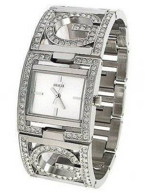 Guess Silver Quartz U12539L1 Womens Watch