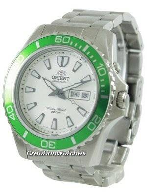 Refurbished Orient Mako Automatic Diver EM75006W Men's Watch