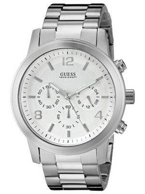 Guess Chronograph Quartz Stainless Steel U13577G1 Men's Watch