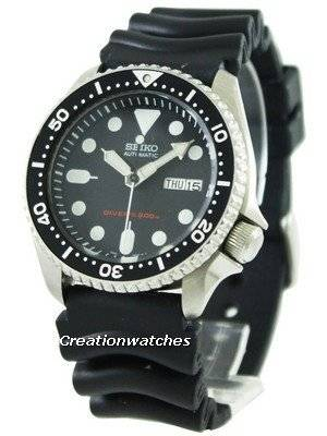 Refurbished Seiko Automatic Diver's 200M SKX007K1 SKX007K Men's Watch