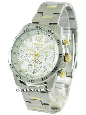 Refurbished Seiko Neo Sports Chronograph SSB127P1 SSB127P Men's Watch