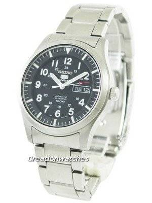 Refurbished Seiko 5 Sports Automatic SNZG13K1 SNZG13K Men's Watch