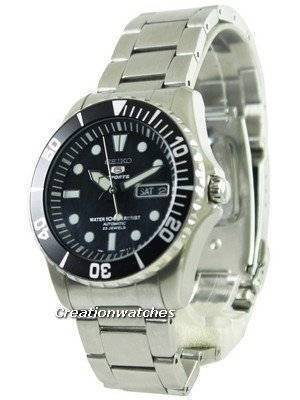 Refurbished Seiko 5 Sports Automatic 23 Jewels SNZF17K1 SNZF17K Men's Watch