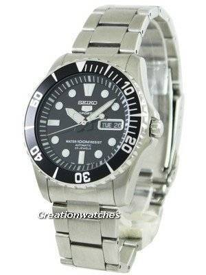 Refurbished Seiko 5 Sports Automatic 23 Jewels SNZF17K1 SNZF17K Men's Watch
