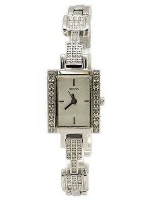 Guess Divine Silver Dial U85131L1 Women's Watch