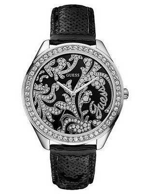 Guess Black Quartz U90033L1 Womens Watch