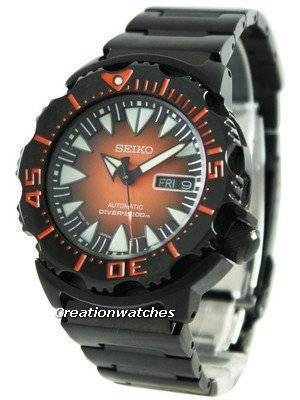 Refurbished Seiko 5 Sports Automatic Monster Diver Japan SRP311J1 SRP311J Men's Watch