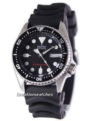 Refurbished Seiko Automatic Divers 200M SKX013K1 SKX013K Men's Watch
