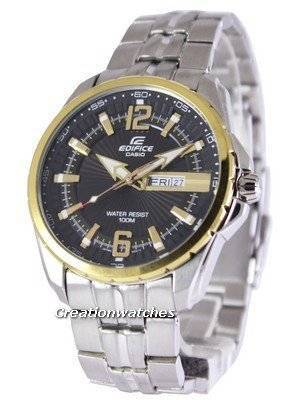 Refurbished Casio Edifice EF-131D-1A9V EF-131D-1A9 Men's Watch