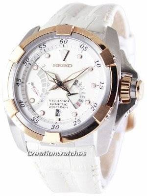 Refurbished Seiko Velatura Kinetic Direct Drive SRH014P1 SRH014P Men's Watch