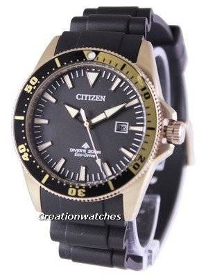 Refurbished Citizen Eco-Drive Professional Divers BN0104-09E Men's Watch