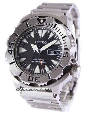 Refurbished Seiko Automatic Monster Diver SRP307J1 SRP307J Men's Watch