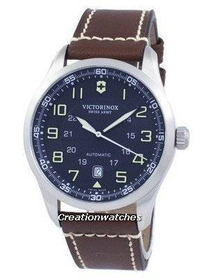 Victorinox Airboss Swiss Army Automatic 241507 Men's Watch