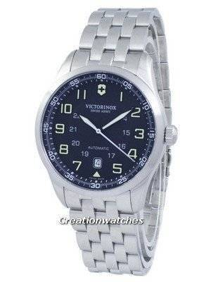 Victorinox Airboss Swiss Army Automatic 241508 Men's Watch