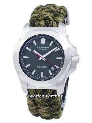 Victorinox I.N.O.X. Swiss Army Quartz 200M 241727 Men's Watch