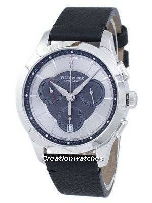 Victorinox Alliance Swiss Army Chronograph Quartz 241748 Men's Watch