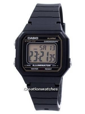 Casio Classic Illuminator Chronograph Alarm W-217H-9AV W217H-9AV Men's Watch