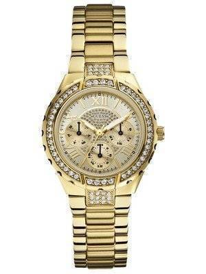 Guess Viva Chronograph Multifunction Quartz W0111L2 Women's Watch