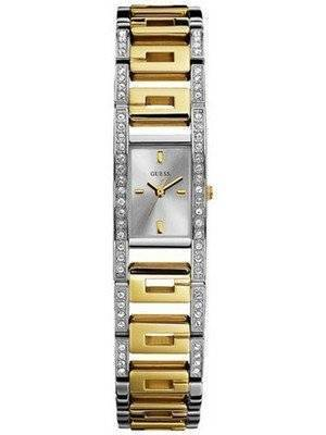 Guess Platform G Silver Dial Series W10207L1 Women's Watch