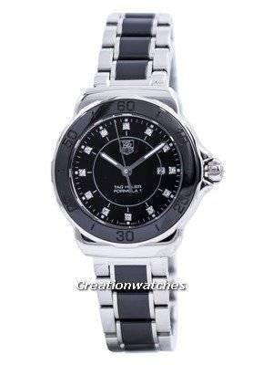 Tag Heuer Formula 1 Diamond Accented WAH1314.BA0867 Women's Watch