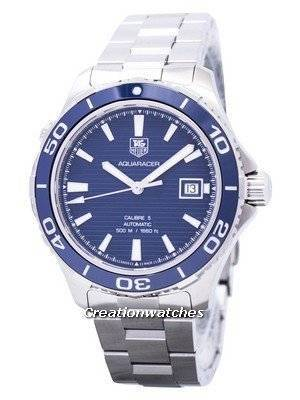 Tag Heuer Automatic Aquaracer Calibre 5 500M WAK2111.BA0830 Men's Watch