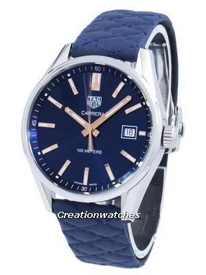 Tag Heuer Carrera Quartz WAR1112.FC6391 Men's Watch