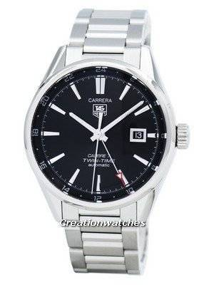 TAG Heuer Carrera Twin Time Automatic WAR2010.BA0723 Men's Watch