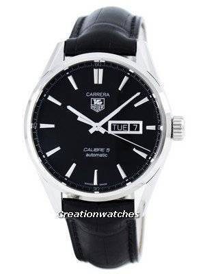 Tag Heuer Carrera Automatic Calibre 5 Swiss Made WAR201A.FC6266 Men's Watch