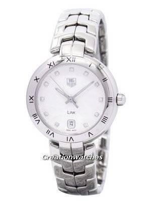 Tag Heuer Link Bracelet Diamond Dial WAT1311.BA0956 Women's Watch