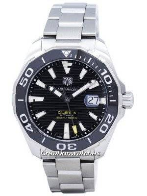 TAG Heuer Aquaracer Automatic 300M WAY201A.BA0927 Men's Watch