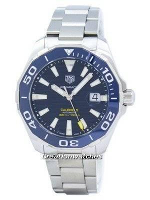 Tag Heuer Aquaracer Automatic WAY201B.BA0927 Men's Watch