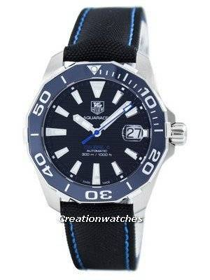 Tag Heuer Aquaracer Automatic Calibre 5 Swiss Made 300M WAY211B.FC6363 Men's Watch