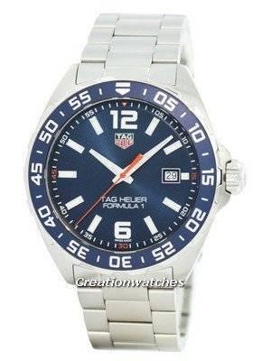 Tag Heuer Formula 1 Quartz 200M WAZ1010.BA0842 Men's Watch
