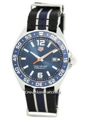 Tag Heuer Formula 1 Quartz 200M WAZ1010.FC8197 Men's Watch