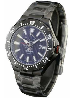 Orient Automatic M-FORCE 200M Diver WV0141EL Men's Watch