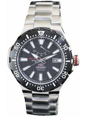 Orient Automatic M-FORCE 200M Diver WV0151EL Men's Watch