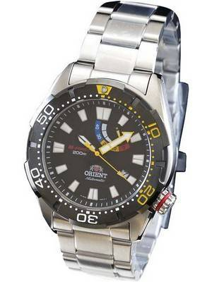 Orient M-Force Automatic 200M Diver Power Reserve WV0181EL Men's Watch