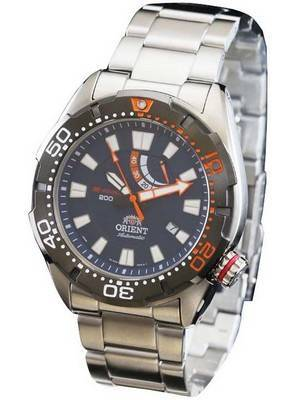 Orient M-Force Automatic 200M Diver Power Reserve WV0191EL Men's Watch