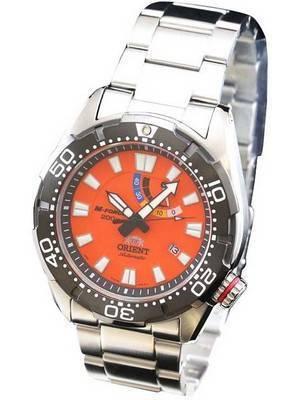 Orient M-Force Automatic 200M Diver Power Reserve WV0201EL Men's Watch