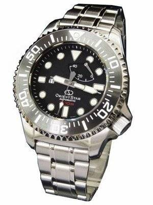 Orient Star Automatic 300M Diver WZ0181EL Mens Watch