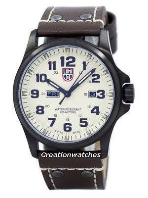 Luminox Land Atacama Field Day Date 1920 Series Swiss Quartz 200M XL.1927 Men's Watch