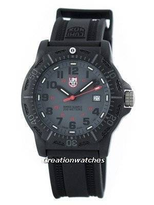 Luminox Land Black OPS Carbon 8800 Series Swiss Quartz 200M XL.8802 Men's Watch