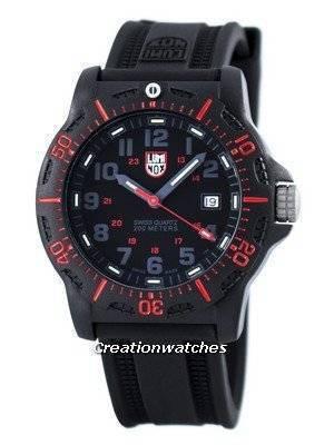 Luminox Black OPS Carbon 8800 Series Swiss Made 200M XL.8815 Men's Watch