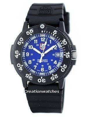 Luminox Original Navy SEAL 3000 Series Swiss Made 200M XS.3003 Men's Watch