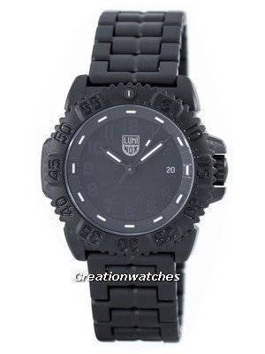 Luminox Navy Seal Colormark 3050 Series Swiss Made 200M XS.3052.BO Men's Watch