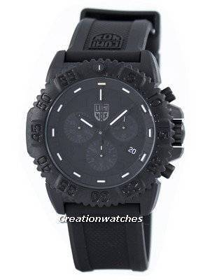Luminox Sea Navy Seal Colormark Chrono 3080 Series Swiss Quartz 200M XS.3081.BO.1 Men's Watch